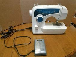 Brother XL2600I Sew Advance Sew Affordable 25-Stitch Free-Ar