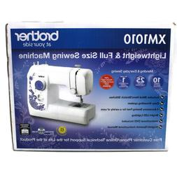 Brother Sewing Machine, XM1010, 10-Stitch Sewing Machine, Po