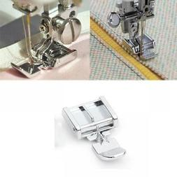 Zipper Foot Sewing Machine 2 Sides Domestic for Brother Jano